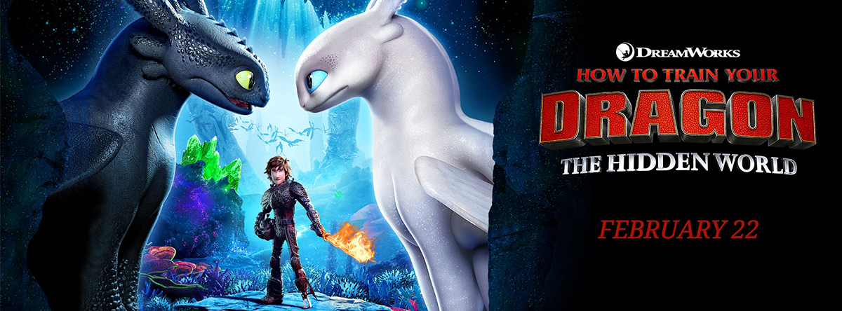Slider Image for How to Train Your Dragon: The Hidden World