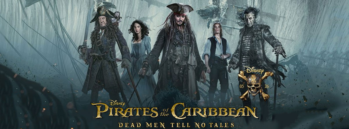 Slider Image for Pirates of the Caribbean: Dead Men Tell No Tales
