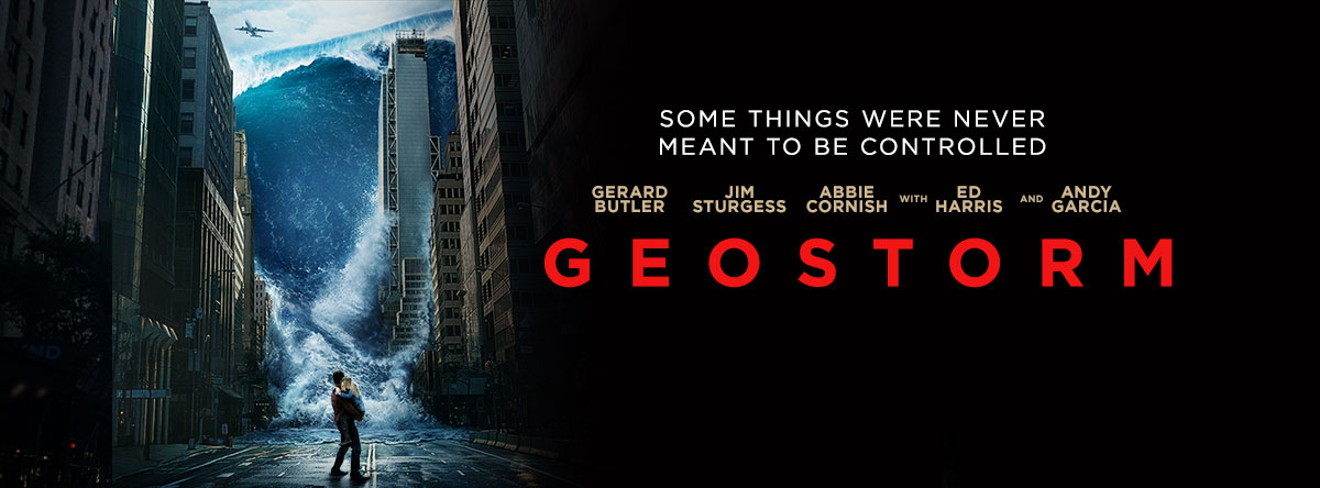 Slider Image for Geostorm