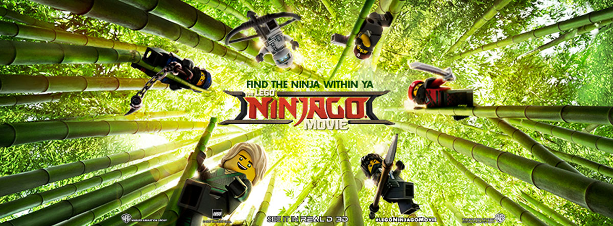 Slider Image for The LEGO Ninjago Movie