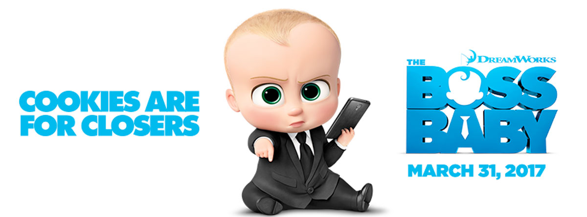 Slider Image for The Boss Baby