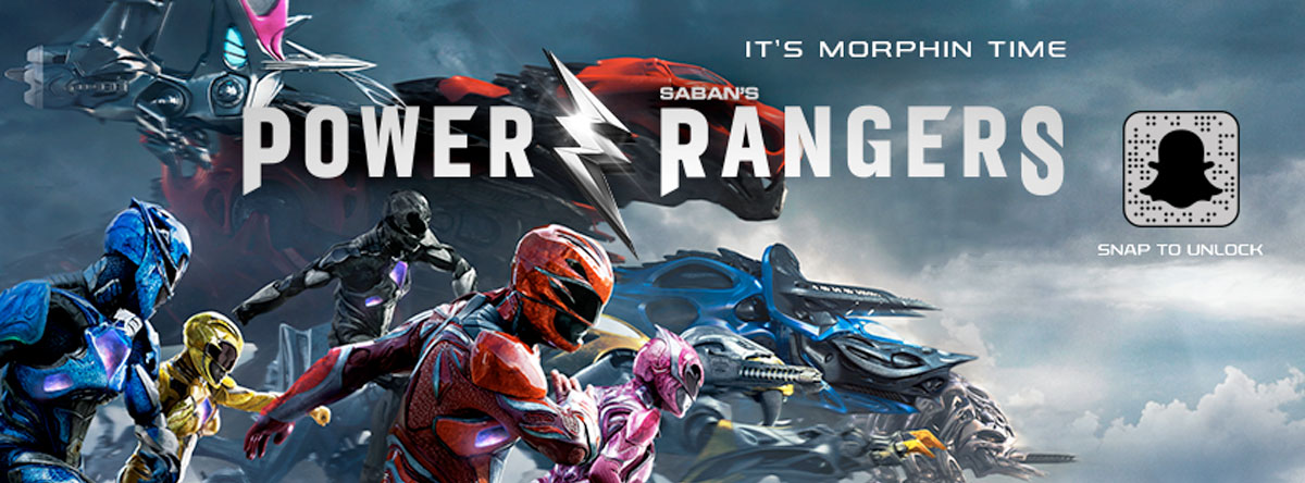 Slider Image for Power Rangers