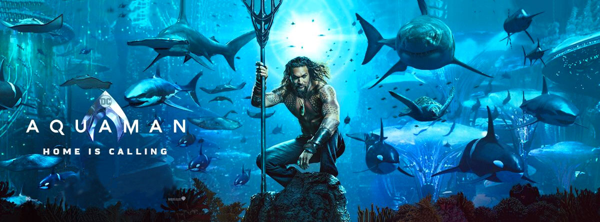 Slider Image for Aquaman