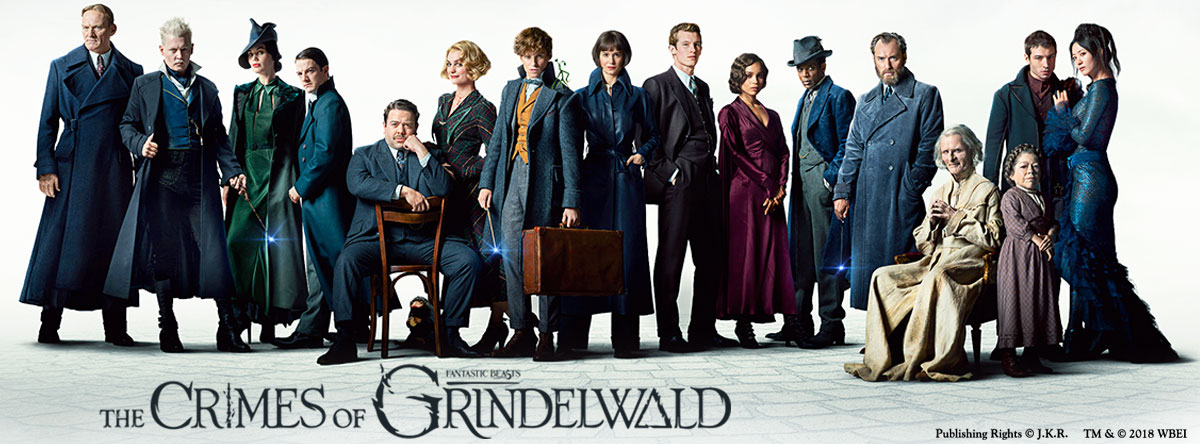 Slider Image for Fantastic Beasts: The Crimes of Grindelwald