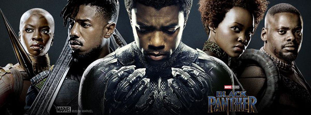 Slider Image for Black Panther