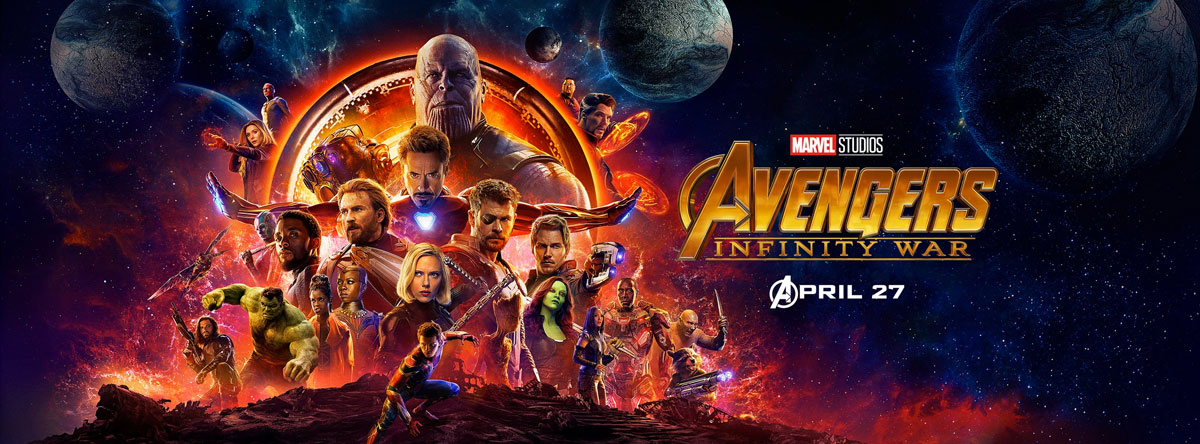 Slider Image for Avengers: Infinity War