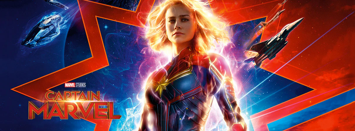 Slider Image for Captain Marvel