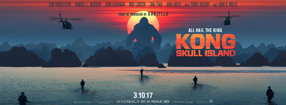 Slider Image for Kong: Skull Island