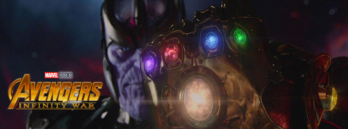 Slider Image for Avengers: Infinity War in Disney Digital 3D