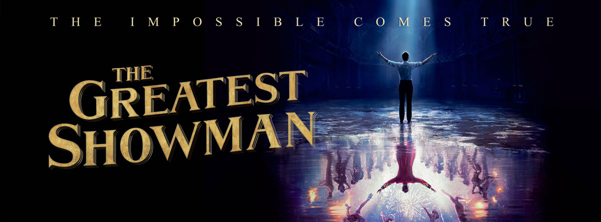 Slider Image for The Greatest Showman