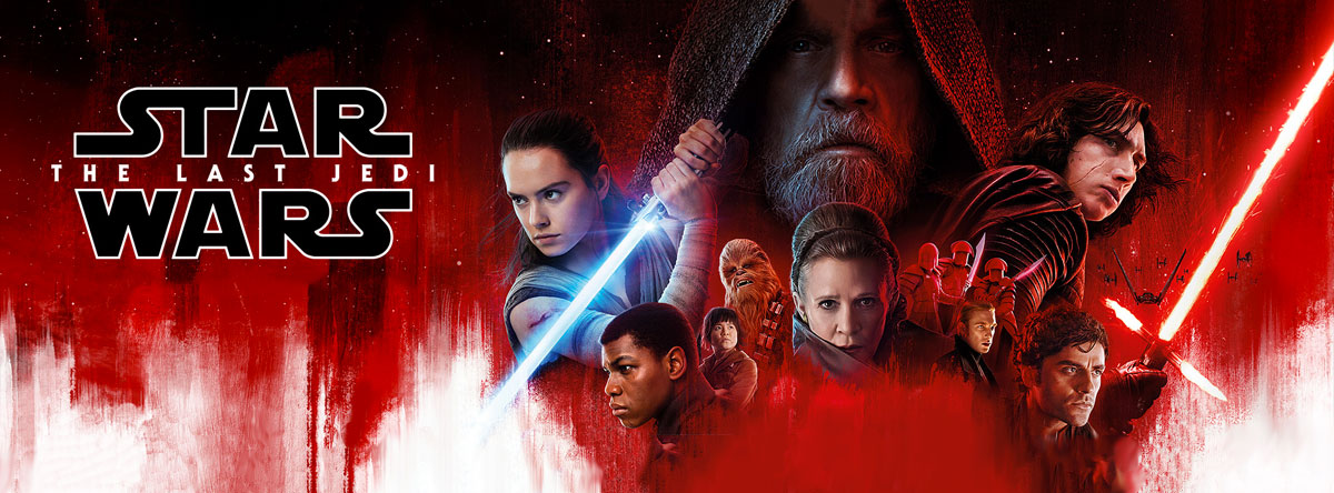 Slider Image for Star Wars: The Last Jedi