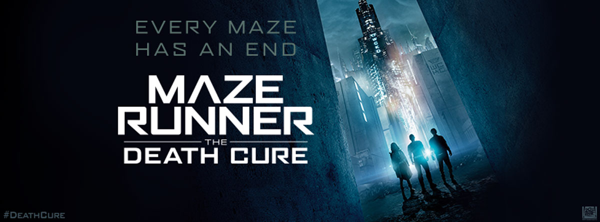 Slider Image for The Maze Runner: The Death Cure