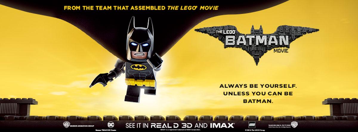 Slider Image for The Lego Batman Movie