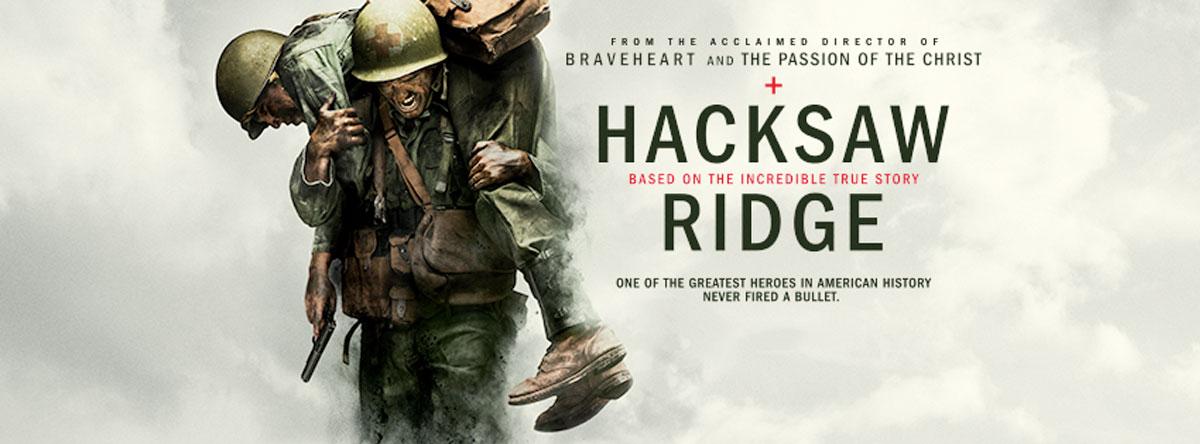 Slider Image for Hacksaw Ridge