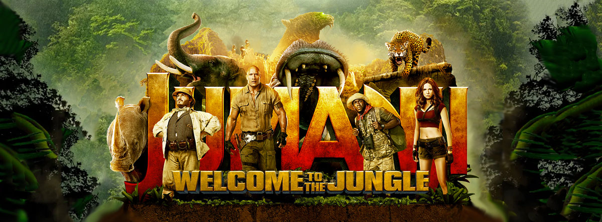 Slider Image for Jumanji: Welcome to the Jungle