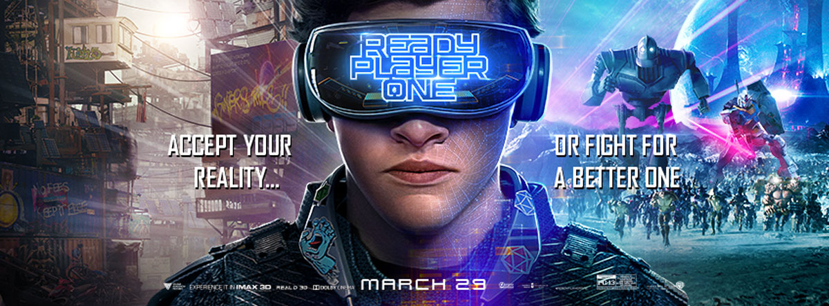 Slider Image for Ready Player One