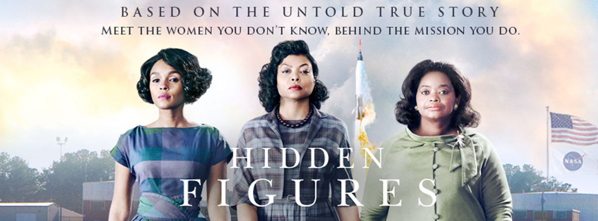 Slider Image for Hidden Figures