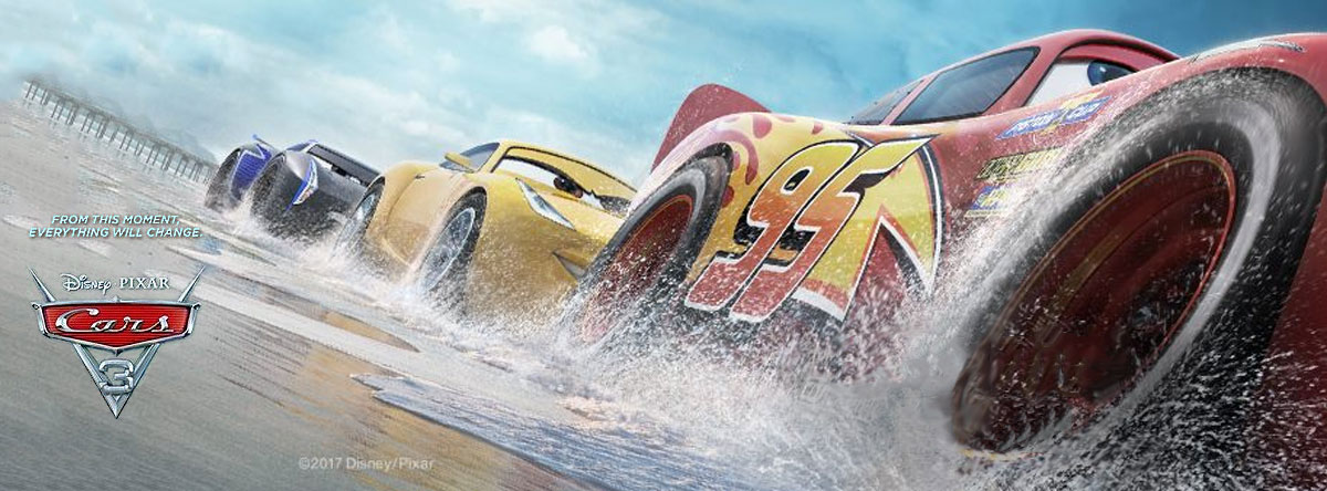 Slider Image for Cars 3