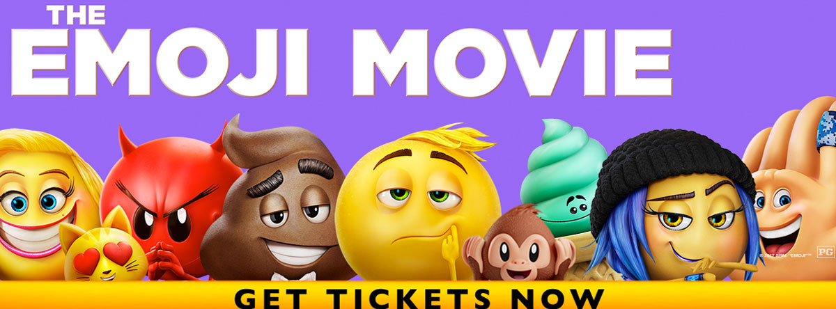 Slider Image for The Emoji Movie