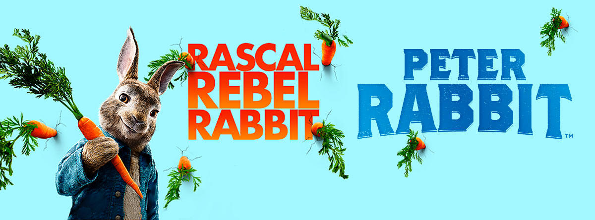 Slider Image for Peter Rabbit