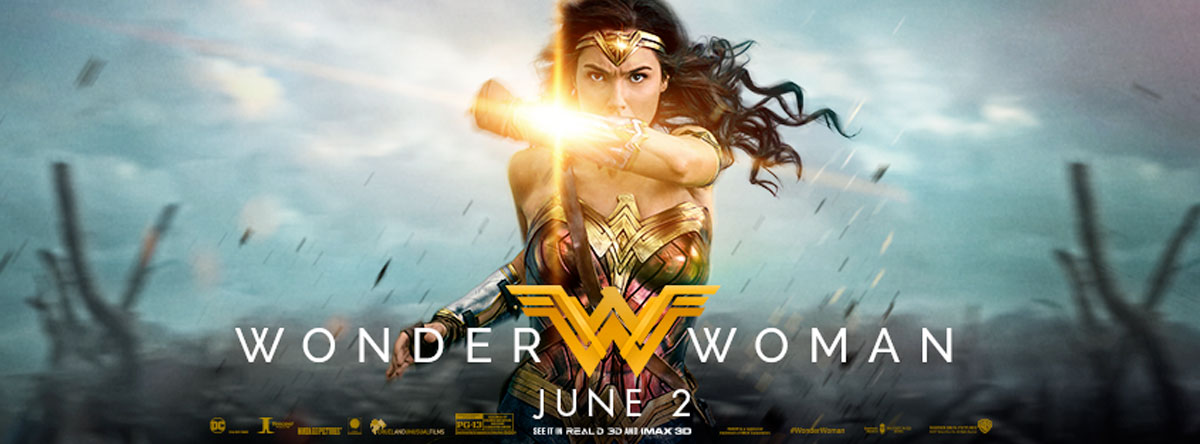 Slider Image for Wonder Woman