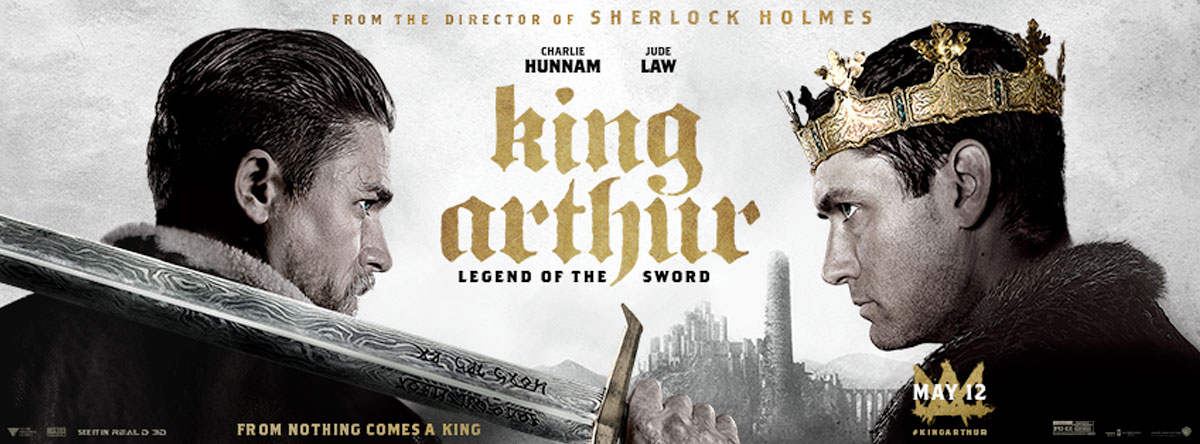 Slider Image for King Arthur: Legend of the Sword