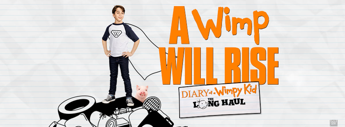 Slider Image for Diary of a Wimpy Kid: The Long Haul