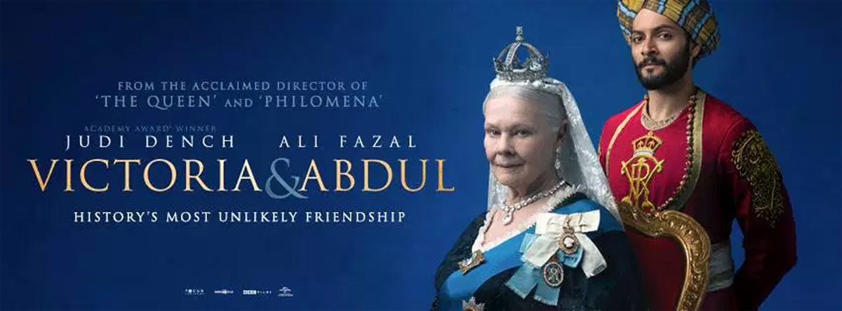 Slider Image for Victoria & Abdul