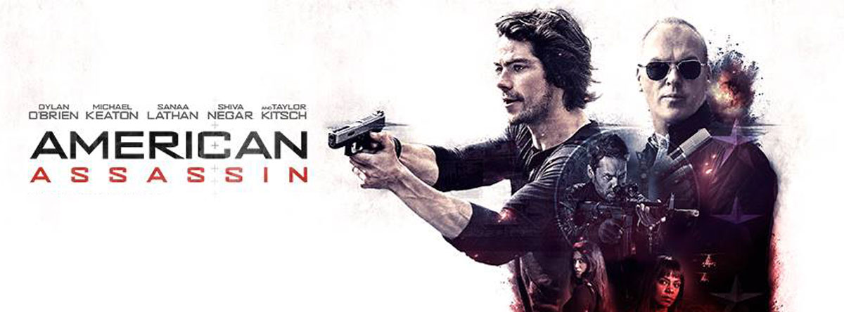 Slider Image for American Assassin