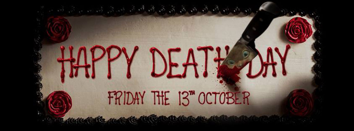 Slider Image for Happy Death Day