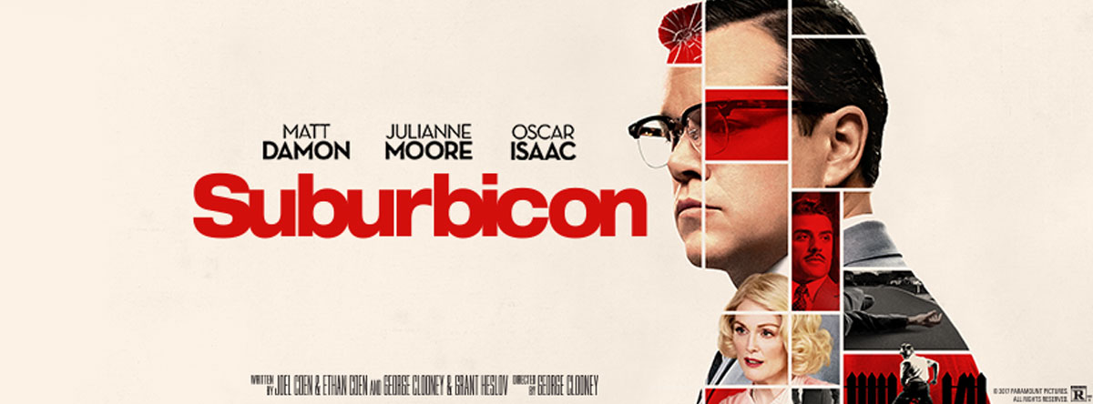Slider Image for Suburbicon