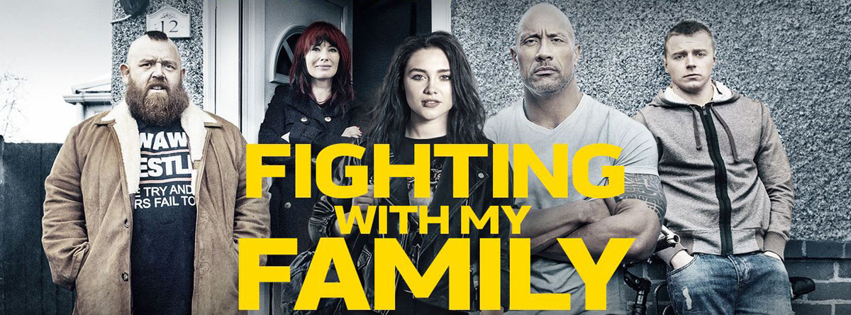 Slider Image for Fighting with My Family