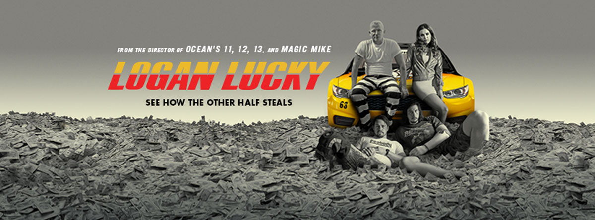 Slider Image for Logan Lucky