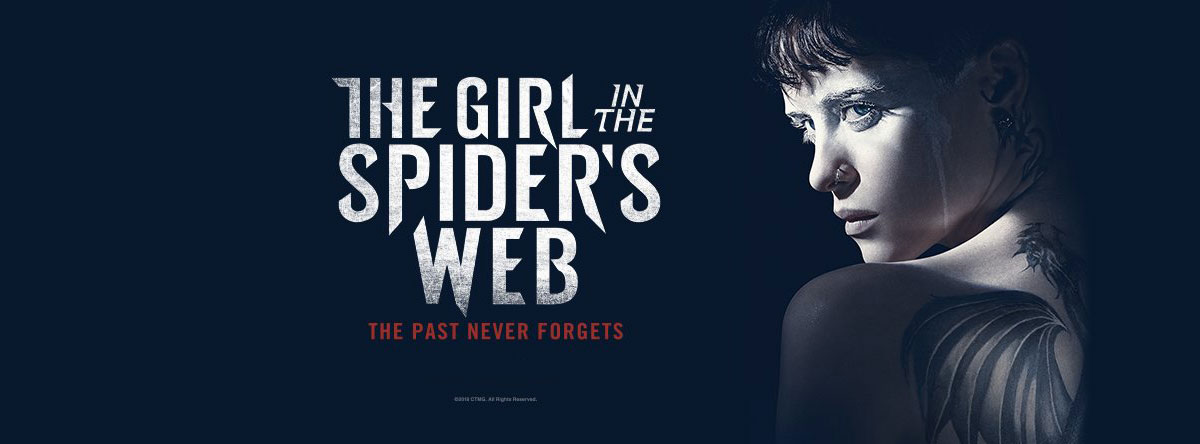 Slider Image for Girl in the Spider's Web, The