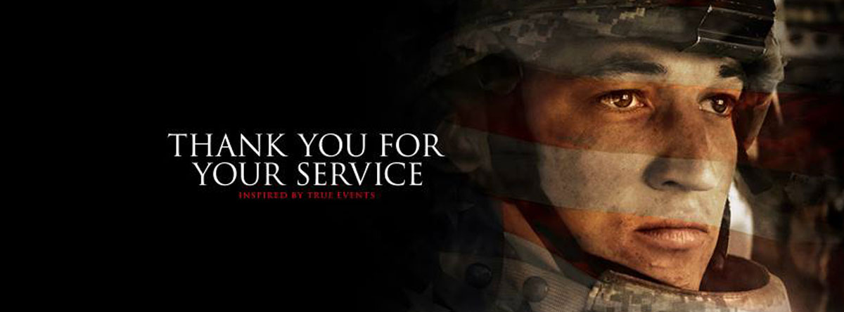 Slider Image for Thank You For Your Service