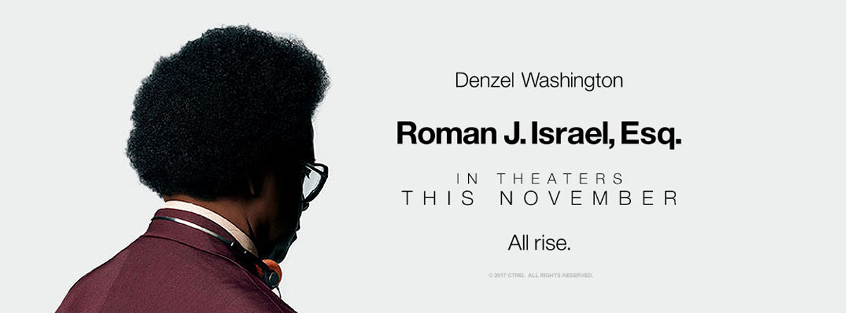 Slider Image for Roman J. Israel, Esq.