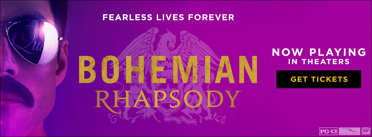 Slider Image for Bohemian Rhapsody