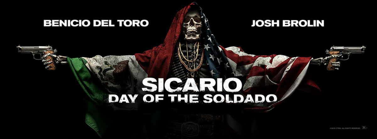 Slider Image for Sicario: Day of the Soldado