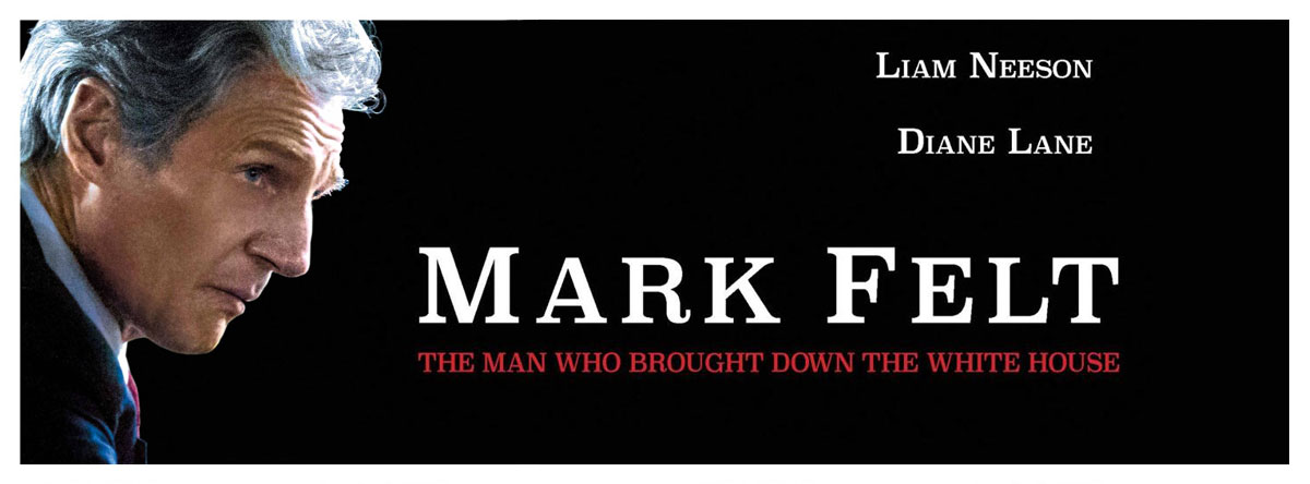 Slider Image for Mark Felt: The Man Who Brought Down The White Hous