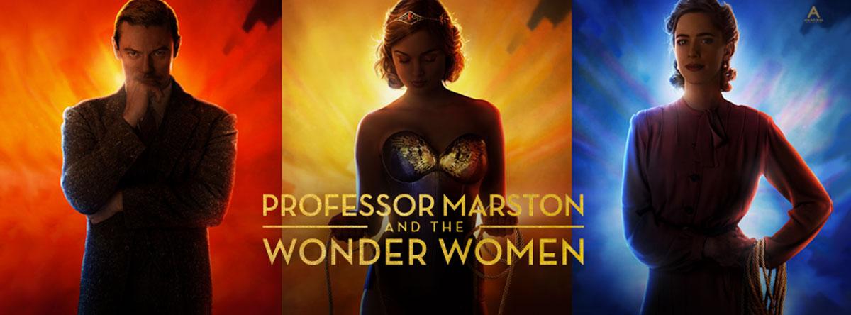 Slider Image for Professor Marston & the Wonder Women