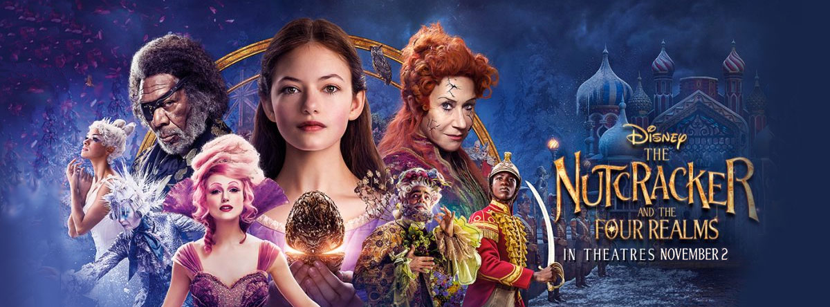 Slider Image for Nutcracker and the Four Realms, The