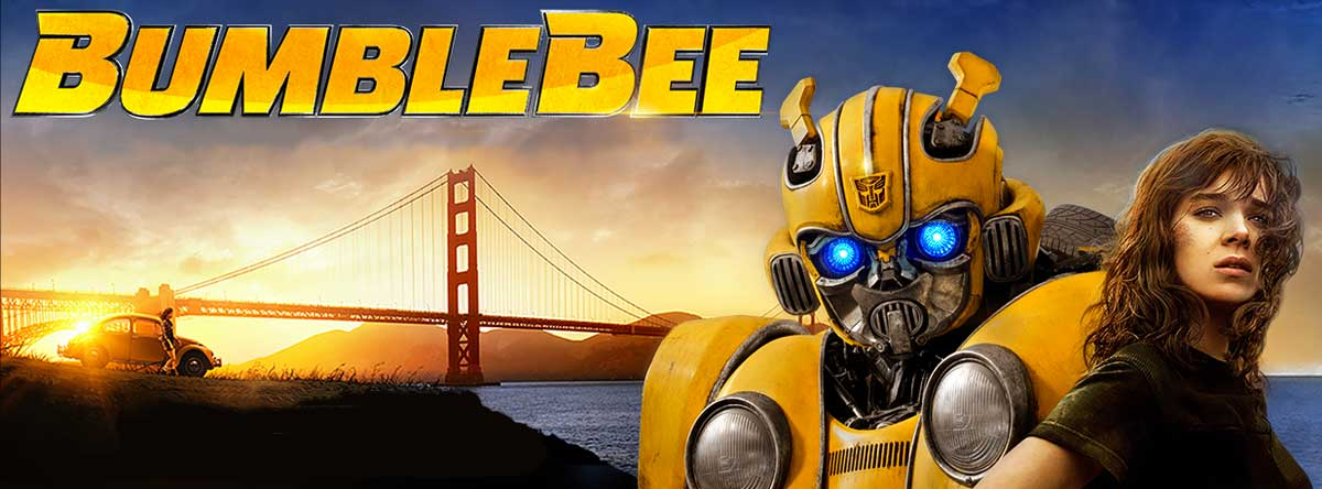 Slider Image for Bumblebee