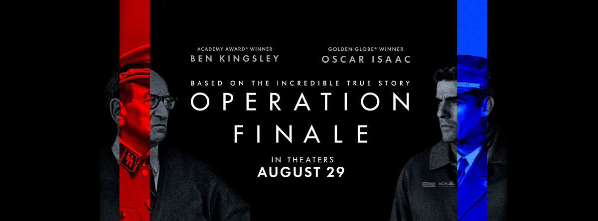 Slider Image for Operation Finale