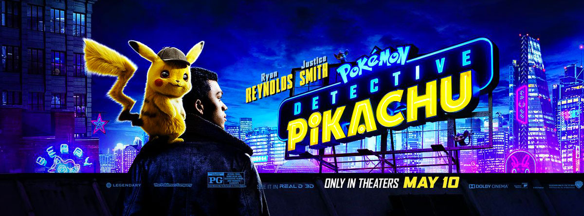 Slider Image for Pokémon Detective Pikachu