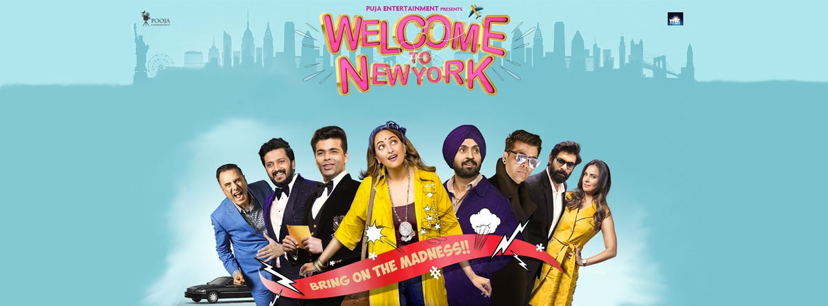 Slider Image for Welcome to New York (Boom Boom In New York) (Hindi