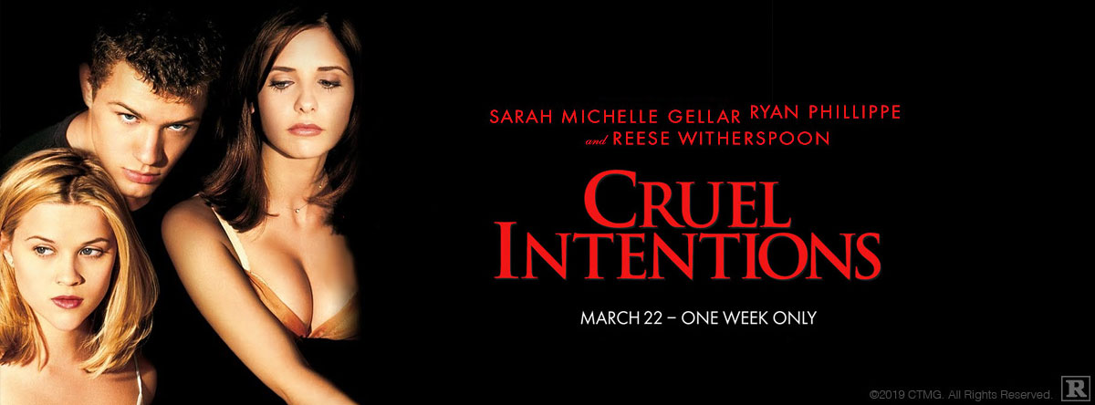 Slider Image for Cruel Intentions 20th Anniversary