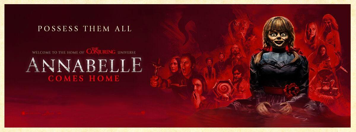 Slider Image for Annabelle Comes Home