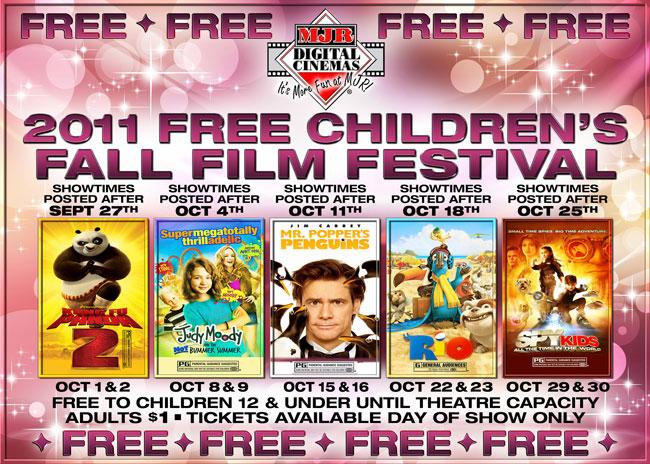 Kids Film Fest 2011