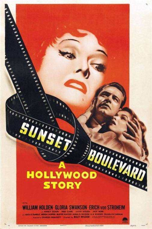 Poster of Sunset Boulevard (1950)