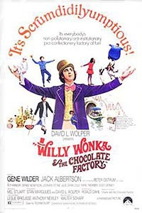 Poster of Willy Wonka & the Chocolate Factory